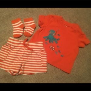 ADORABLE Gymboree Outfit 0/3 Months